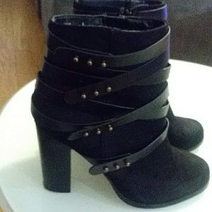 Charlotte Russe Ankle Boots
